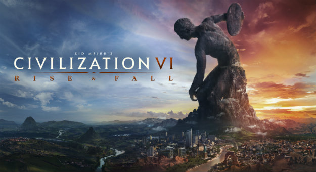 Rise and Fall : la nouvelle extension de Civilization VI annoncée