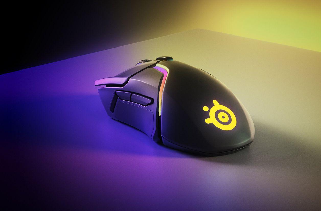 Rival 650 : SteelSeries lance sa nouvelle souris sans-fil pour gamers