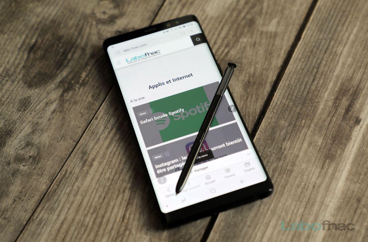 Samsung domine encore et toujours le marché de la téléphonie
