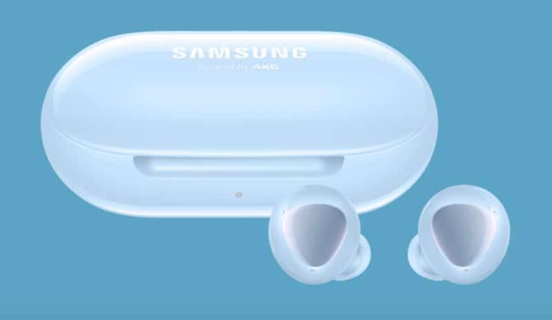 Samsung Galaxy Buds+ : les compagnons des Galaxy S20 sont conçus par AKG