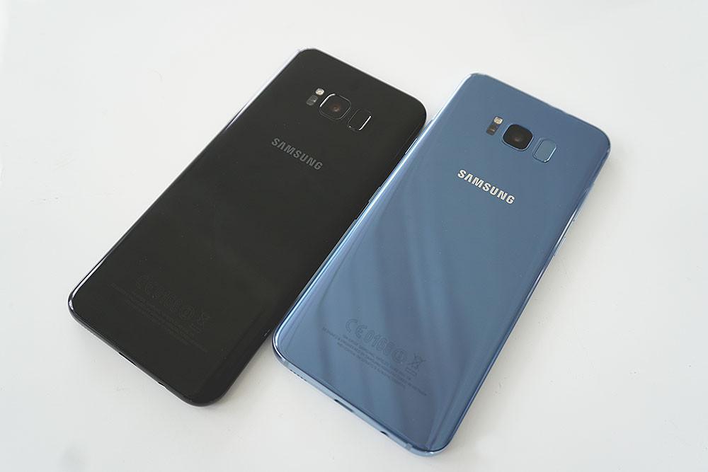 Samsung Galaxy S8 et S8+ officiellement présentés : on vous dit tout sur les nouveaux rois Android (photos + caractéristiques)