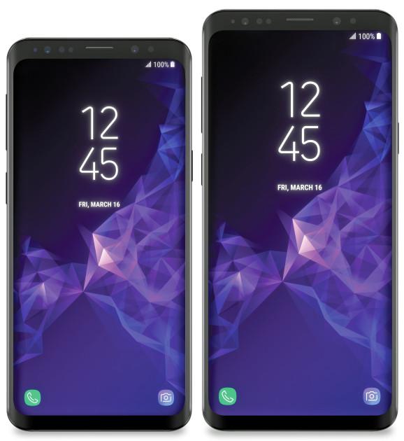 Samsung Galaxy S9 : un visuel en fuite montre peu d'évolutions pour son design