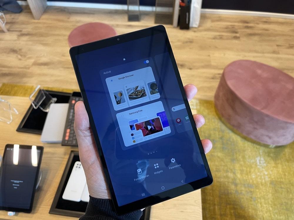 Samsung Galaxy Tab A7 Lite : une tablette d'entrée de gamme pour accompagner la Tab A7