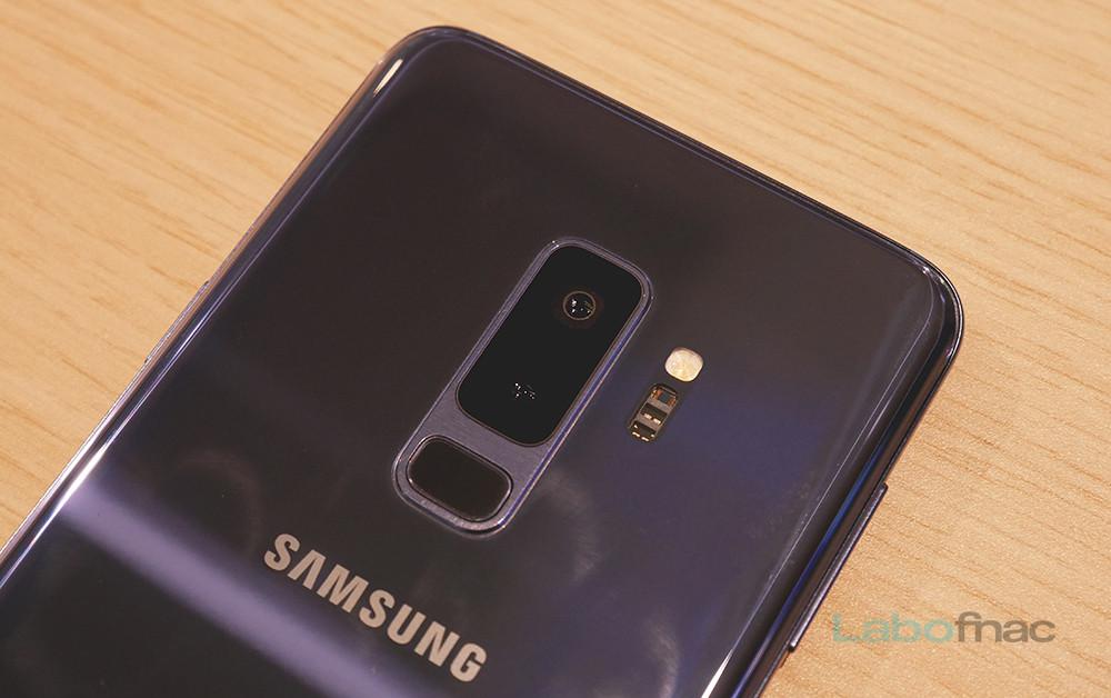 Samsung : l'appareil photo du Galaxy S9+ domine le classement DxOMark