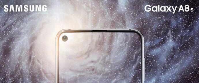 Samsung va dévoiler le Galaxy A8s le 10 décembre