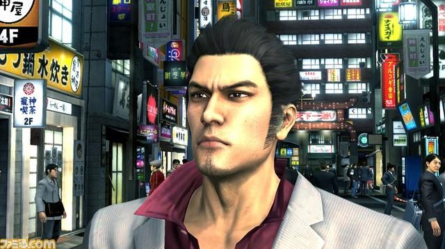 Sega va aussi remasteriser Yakuza 3, 4 et 5
