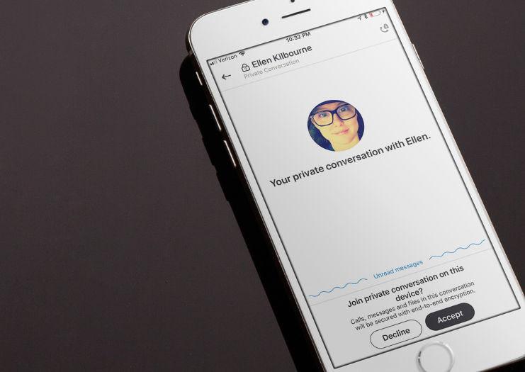 Skype se met enfin au chiffrement de bout en bout