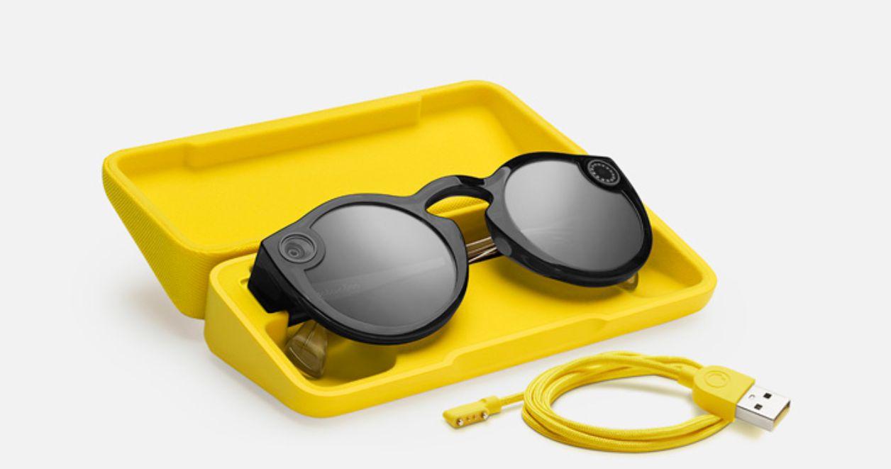 Snapchat Spectacles 2 : une nouvelle version plus fine et étanche