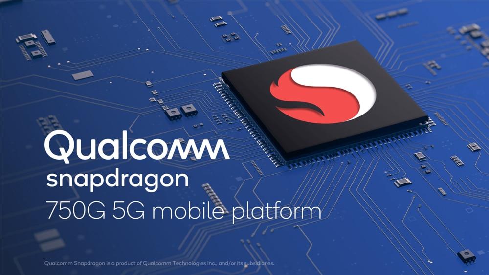 Snapdragon 750G : une nouvelle puce pour les smartphones gaming 5G de milieu de gamme