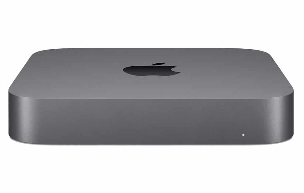 Soldes d'été 2020 - Les Mac mini d'Apple s'affichent en promotion