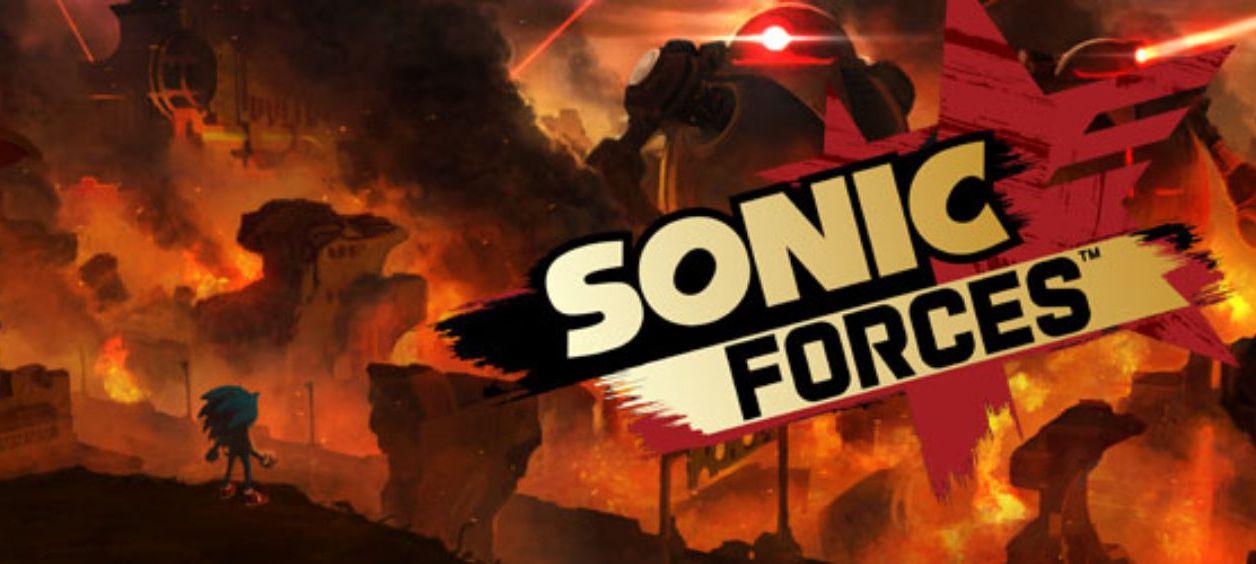 Sonic Forces : SEGA dévoile un éditeur de personnages