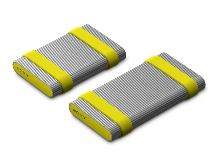Sony SL-M et SL-C : des disques SSD à toute épreuve