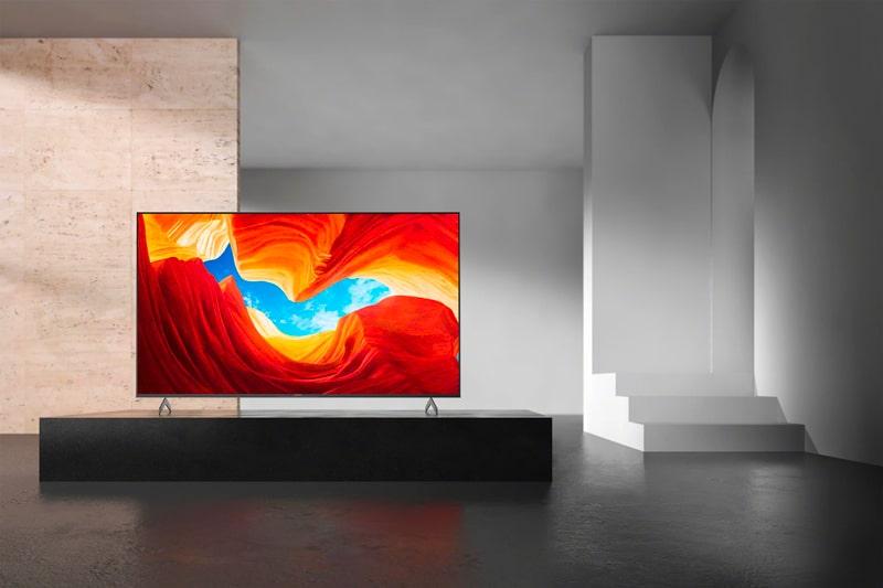 Sony XH90 : les TV 4K LED Full Array de 55 à 85 pouces sont disponibles