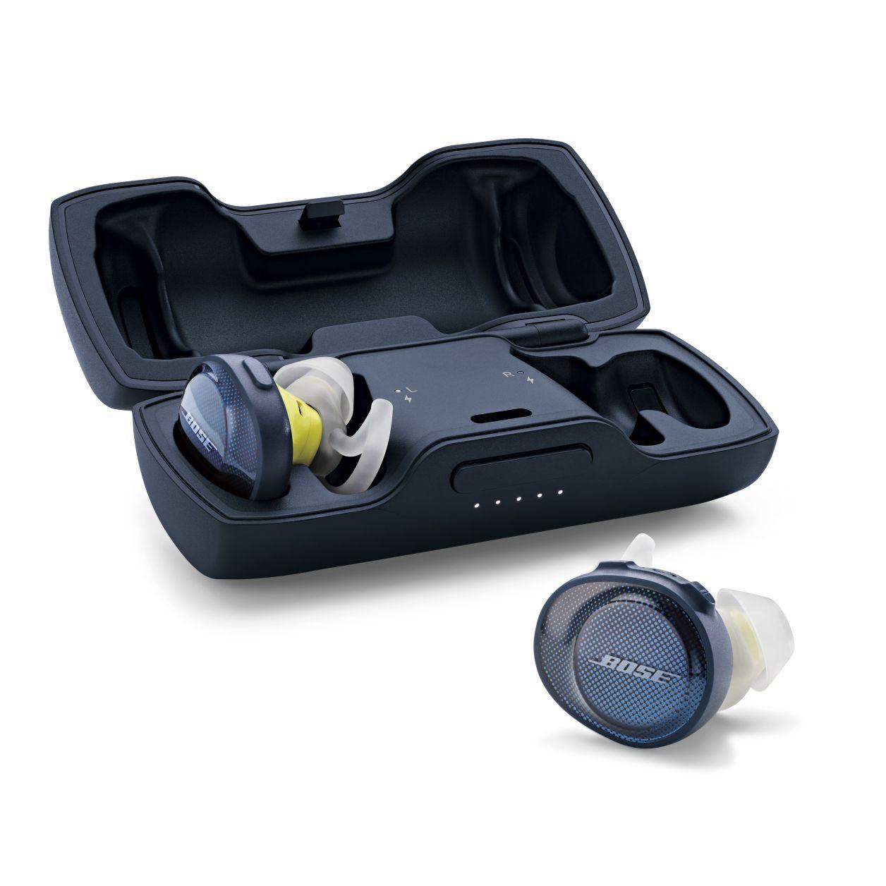 SoundSport Free, les premiers écouteurs True Wireless de Bose