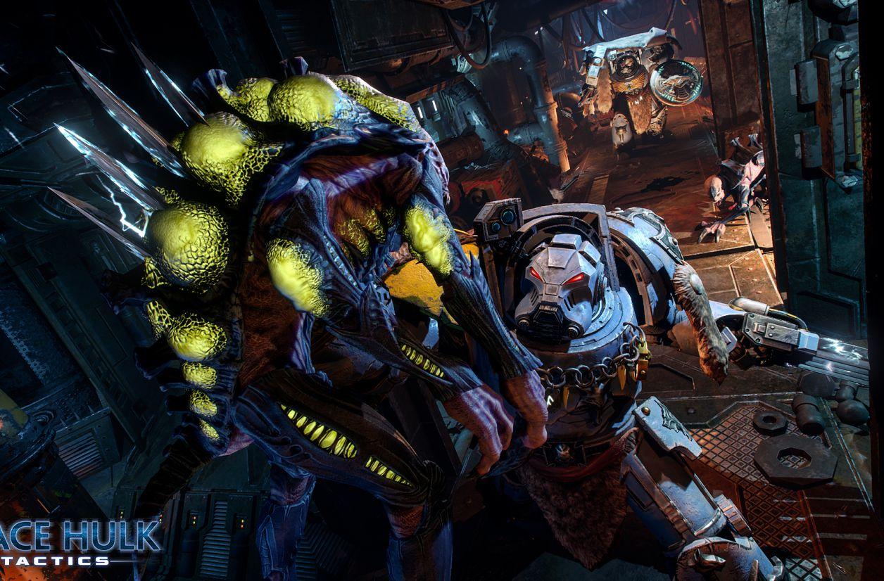 Space Hulk: Tactics, le prochain titre de Cyanide annoncé