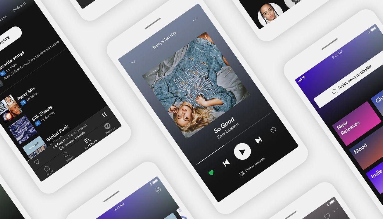 Spotify a encore gagné 8 millions d'abonnés payants depuis mai