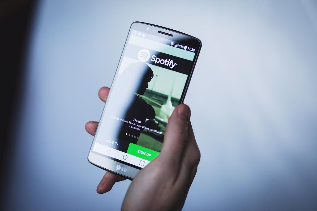 Spotify préparerait sa propre enceinte connectée