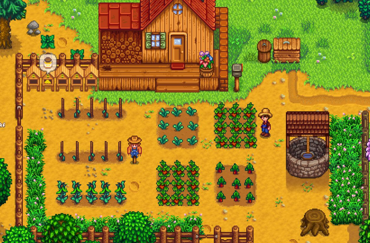Stardew Valley est le jeu le plus téléchargé sur Nintendo Switch