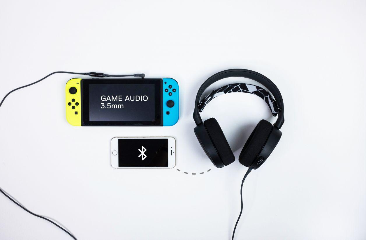SteelSeries Arctis 3 Bluetooth, le plus polyvalent des casques audio de gaming