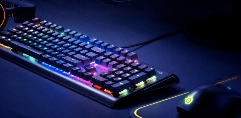 SteelSeries vers une nouvelle génération de claviers mécaniques avec l'Apex M750
