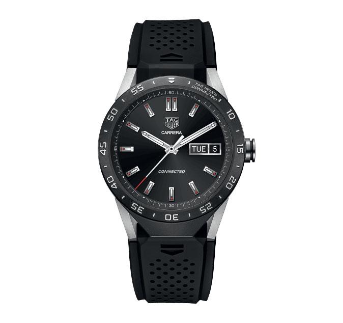 Tag Heuer prépare une nouvelle montre connectée pour le mois de mai