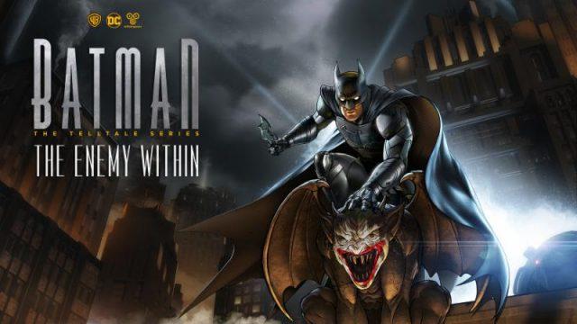Telltale détaille son avenir : Batman, Walking Dead, The Wolf Among Us...