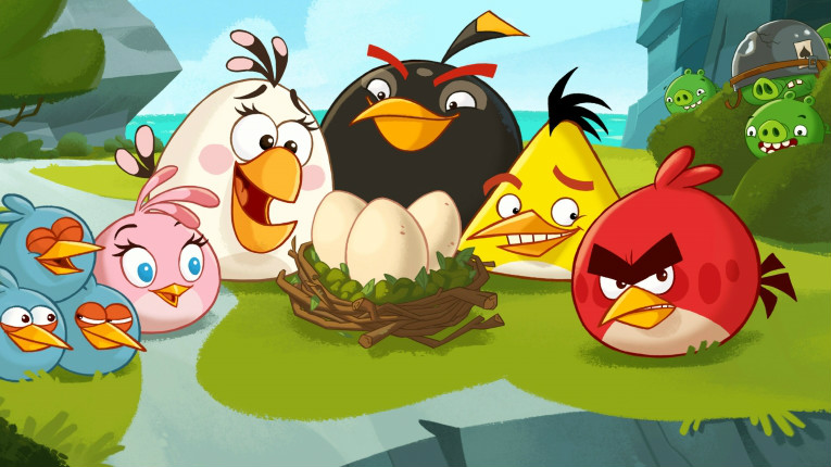 Tencent souhaiterait s'offrir Rovio et ses Angry Birds