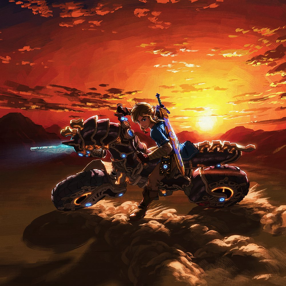 The Legend of Zelda: Breath of the Wild lance un second DLC