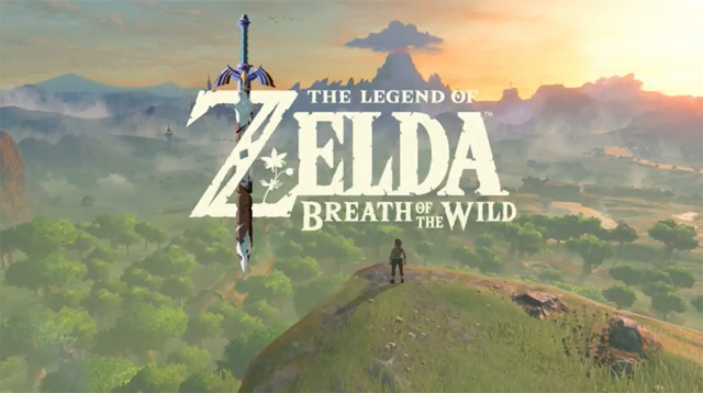 The Legend of Zelda : Breath of the Wild mis à jour pour l'arrivée du premier DLC