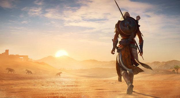 Ubisoft fait un excellent 4e trimestre 2017, porté par Assassin's Creed Origins