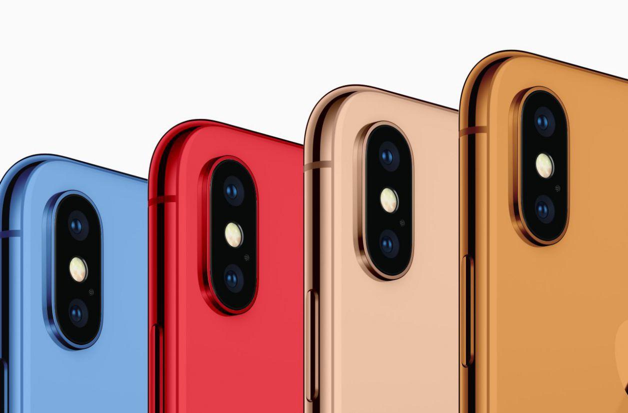 Un iPhone orange ? C'est peut-être pour cette année !