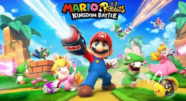 Un nouveau contenu additionnel pour Mario + Les Lapins Crétins : Kingdom Battle