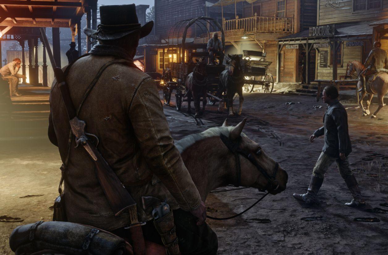 Un premier retard de 6 mois pour Red Dead Redemption 2