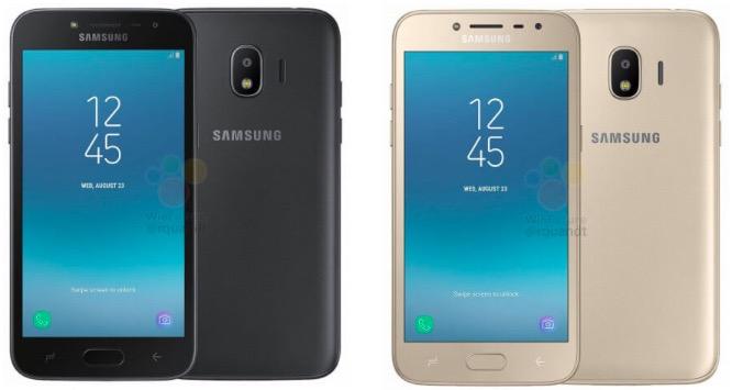 Une fiche technique plus musclée pour le Samsung Galaxy J2 (2018)