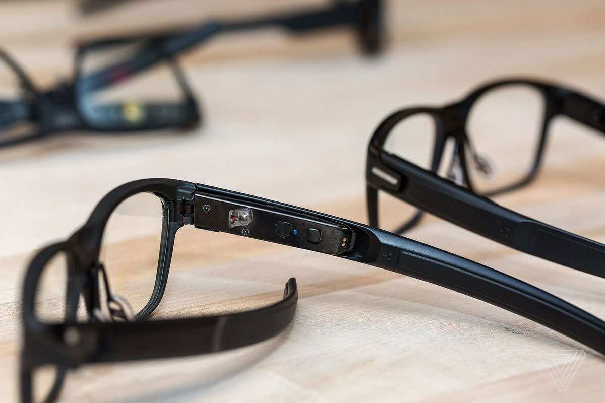 Vaunt : Intel abandonne ses lunettes connectées