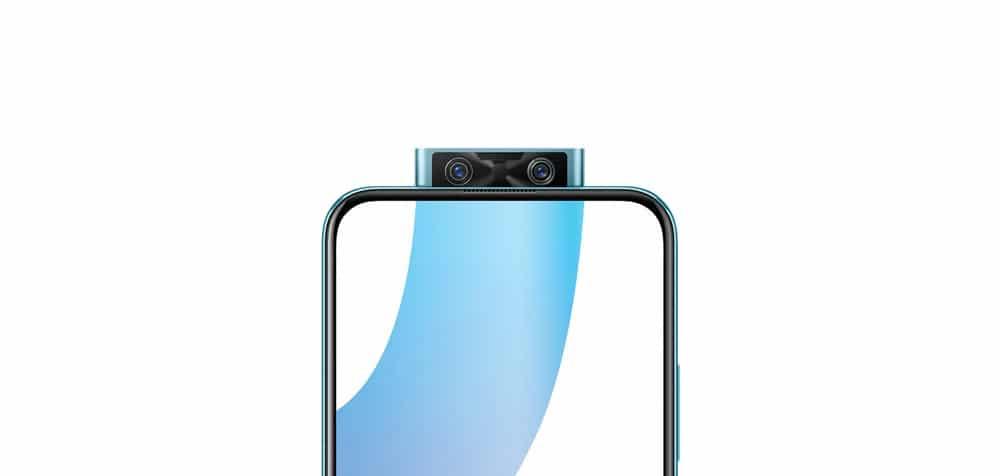 """Vivo dévoile le V17 Pro, le premier smartphone à double caméra """"pop-up"""""""
