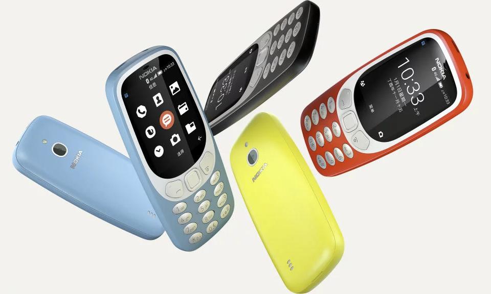 Voilà, le Nokia 3310 4G est officiel