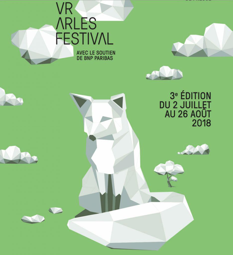 VR Arles Festival : la réalité virtuelle à l'honneur pour une 3e édition