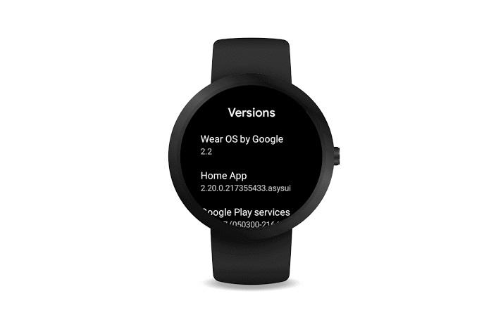 Wear OS : une mise à jour 2.2 pour une autonomie vraiment améliorée ?