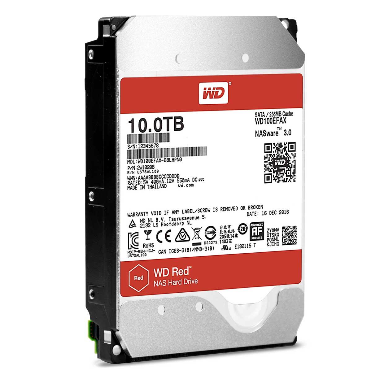 Western Digital commercialise un disque dur à base d'hélium de 10 To