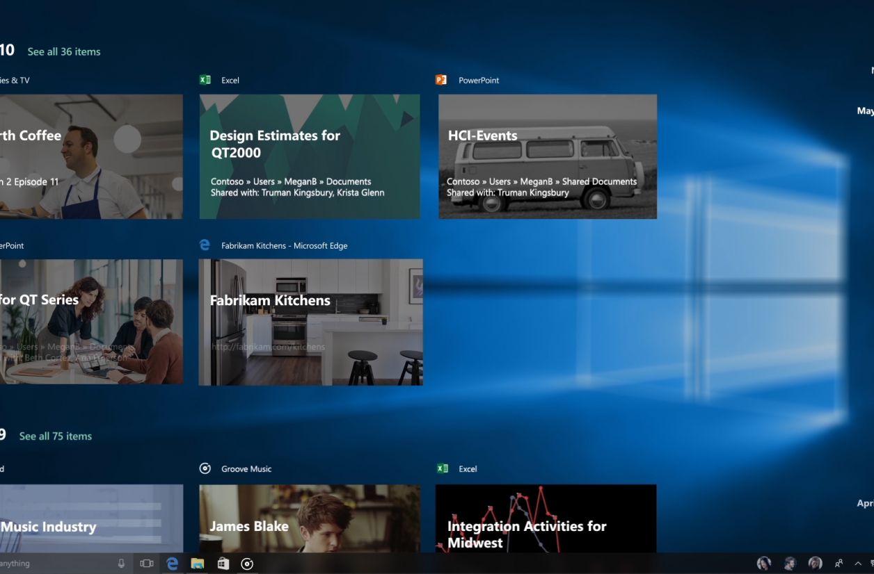 Windows 10 : la prochaine mise à jour majeure arrivera cet automne