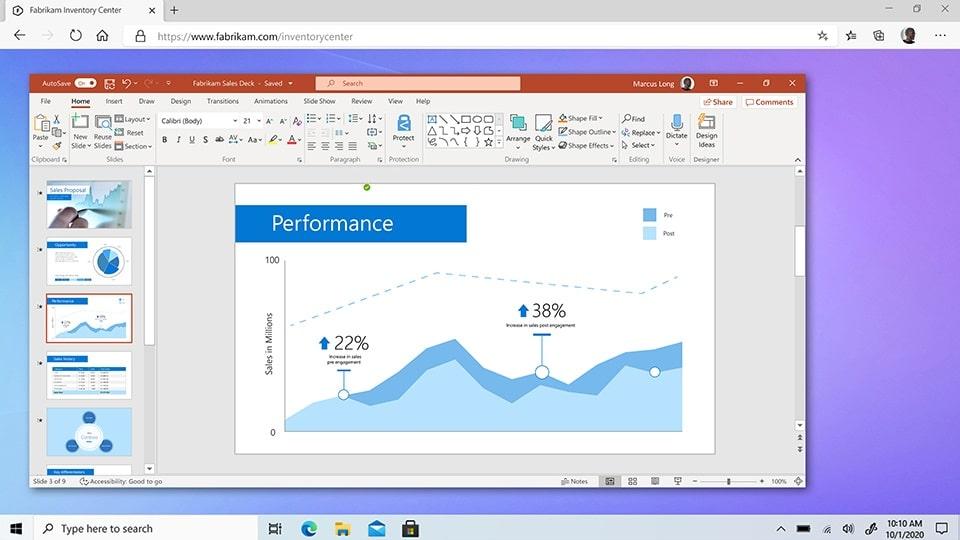 Windows 365 : Microsoft présente son service de PC dans le cloud