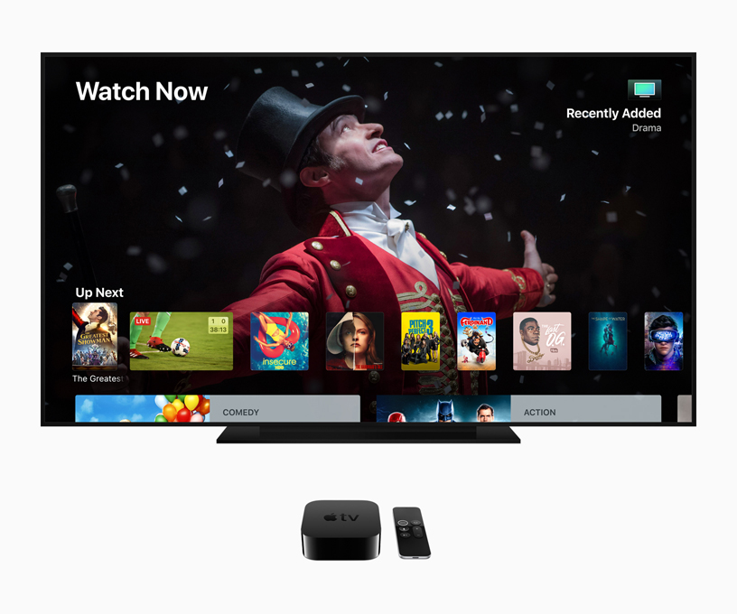 WWDC 2018 - tvOS 12 s'offre le support du Dolby Atmos