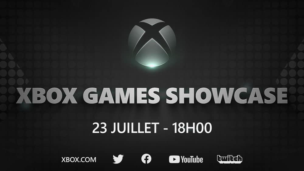 Xbox Games Showcase : Microsoft donne rendez-vous le 23 juillet