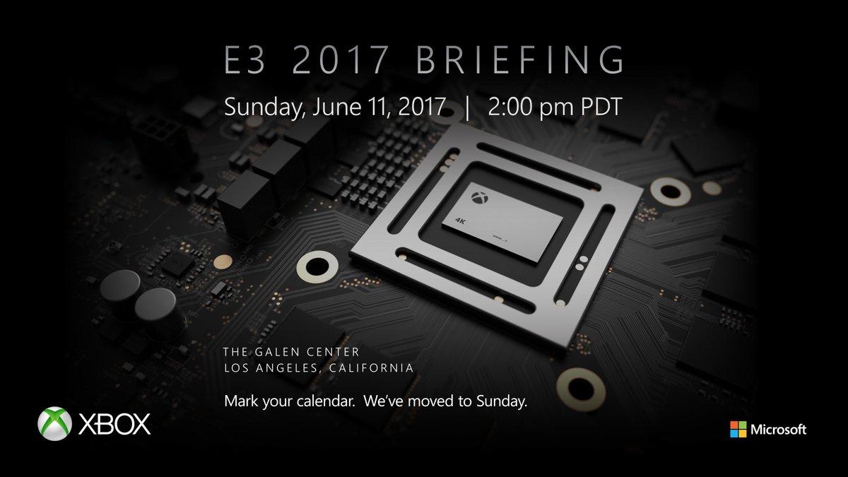 "Xbox : Microsoft évoque un prix ""premium"" pour la Scorpio"
