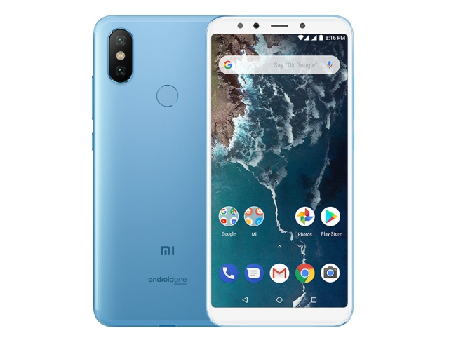 Xiaomi Mi A2 et Mi A2 Lite : des milieu de gamme bien équipés et certifiés Android One