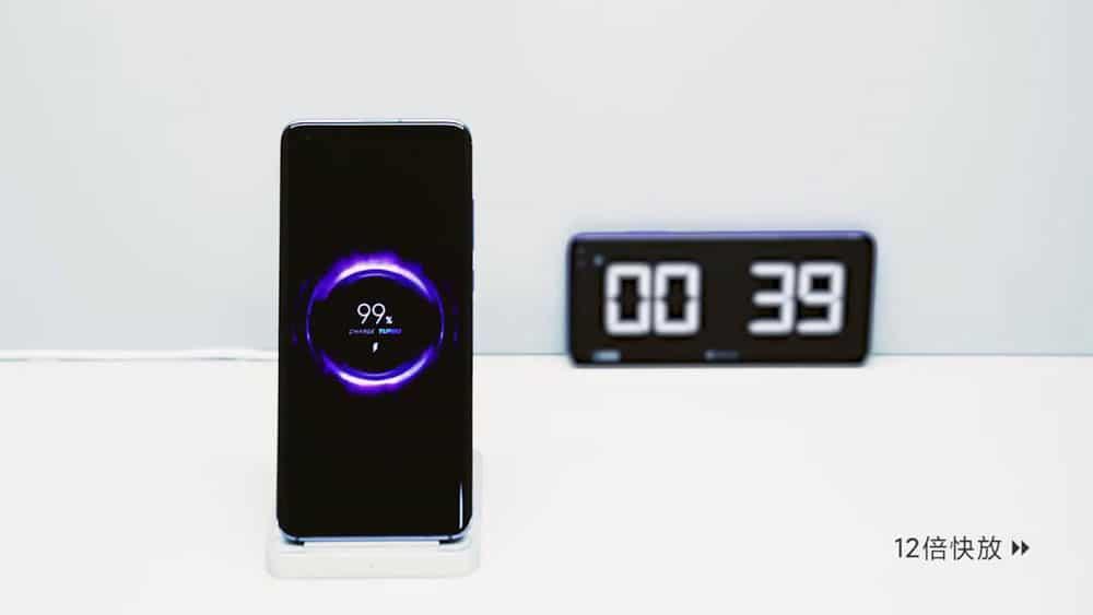 Xiaomi travaille sur une technologie de recharge sans fil de 40W