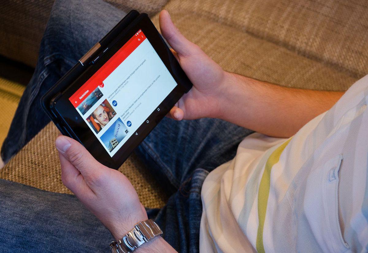 YouTube règne en maître sur le trafic Internet mobile
