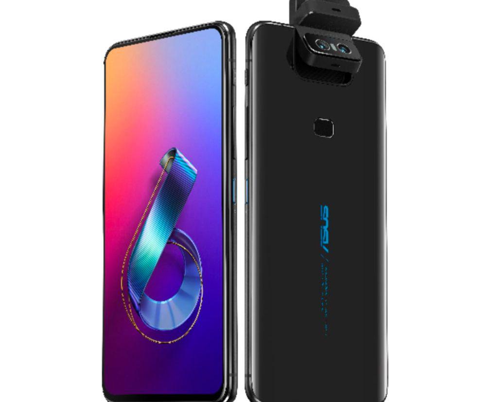 Zenfone 6 : le dernier-né d'Asus s'offre un appareil photo rotatif surprenant