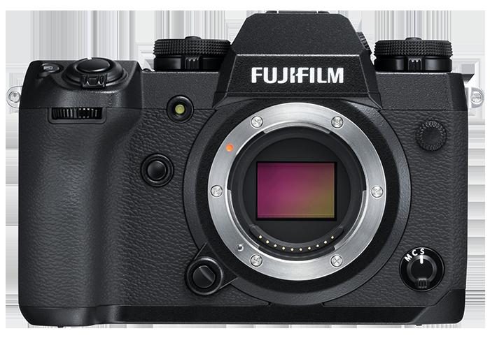 Prise en main du Fujifilm X-H1 et galeries d'images